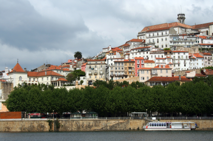 Porto, Portugal from the river
